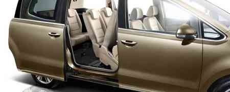 7 Seater Car Lease Review - Seat Alhambra