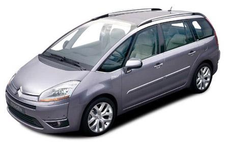 7 seater car rental