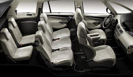 Citroen 7 Seater Car Hire
